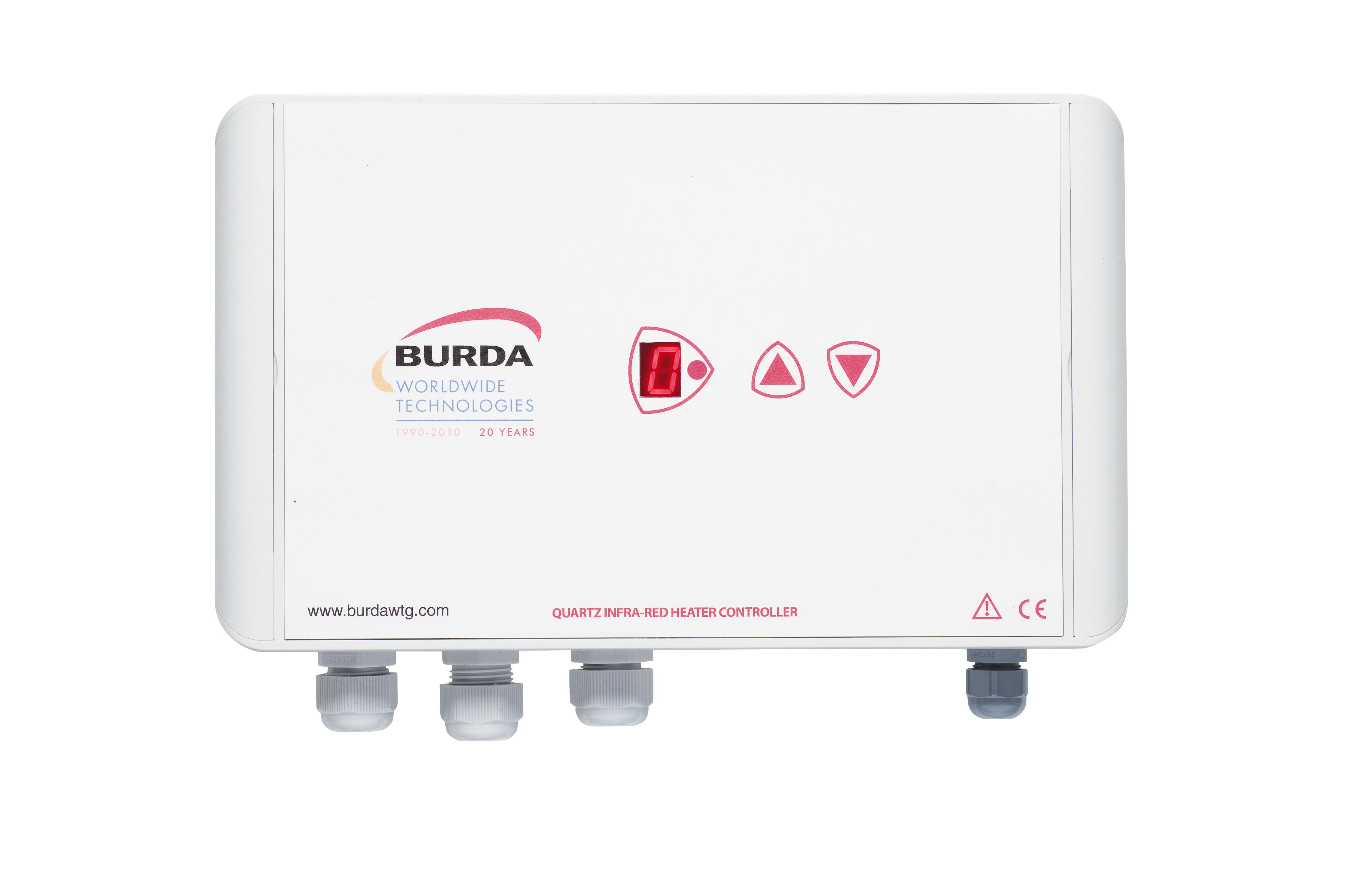 Contrôleur BHC6001 IP65 1 Zone 6kW