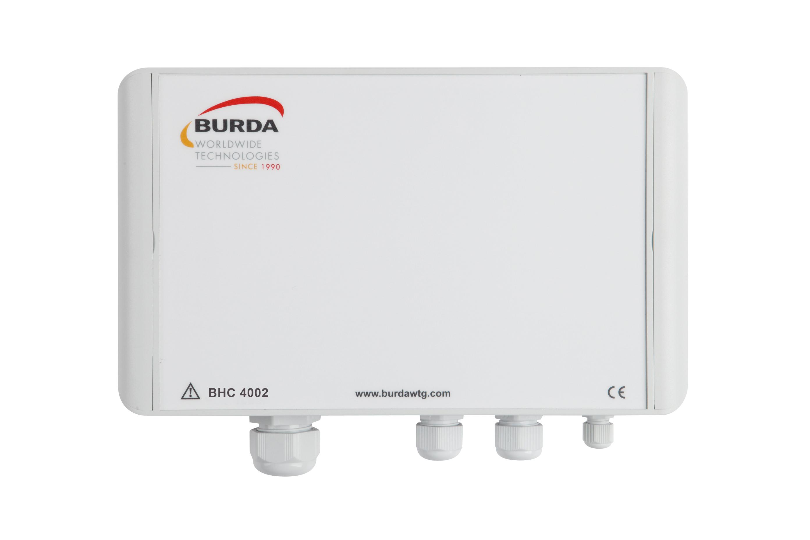 Contrôleur BHC4002D IP65 4kW 2 Zones