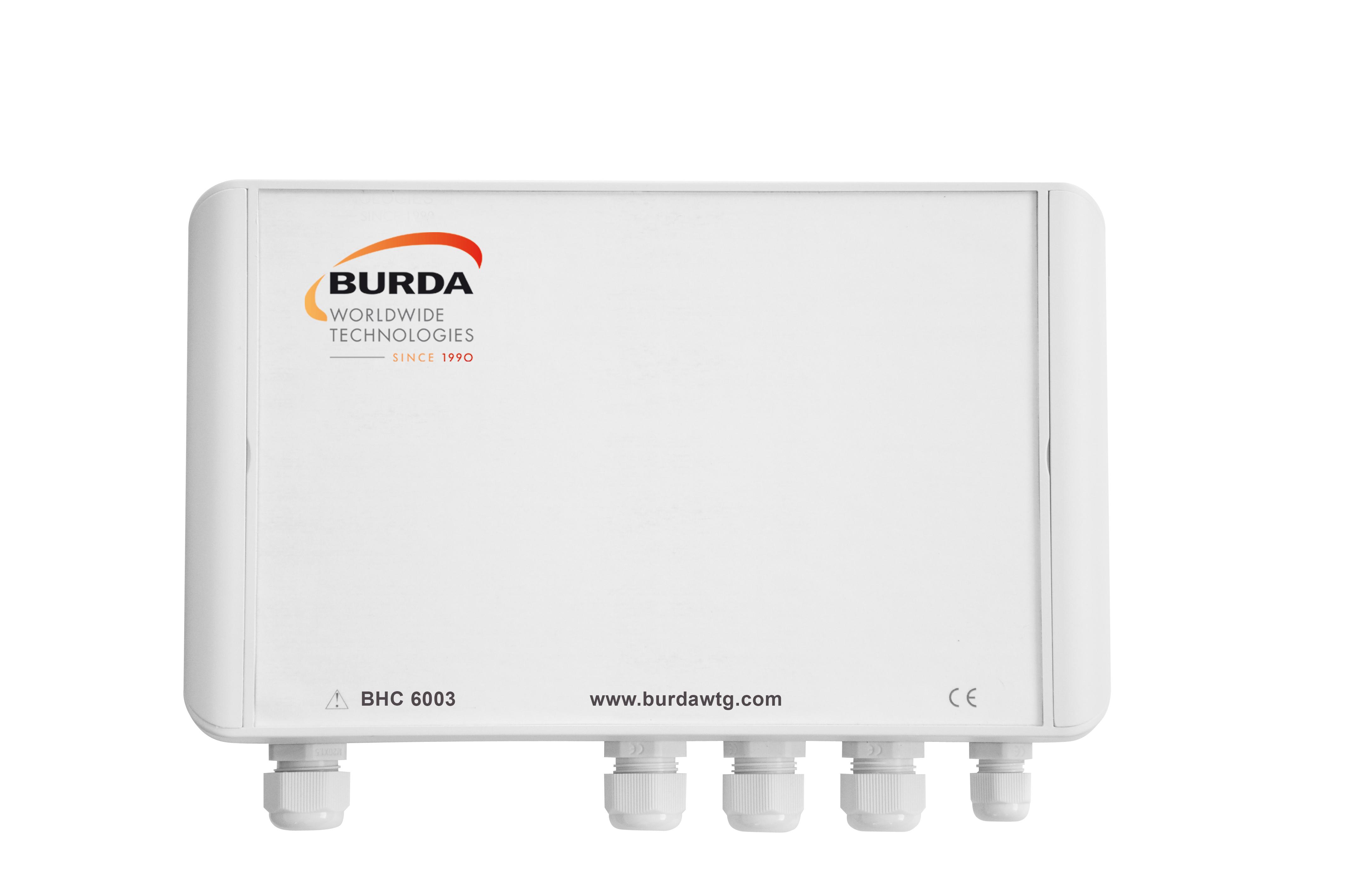 Contrôleur BHC6003D IP65 6kW 3 Zones