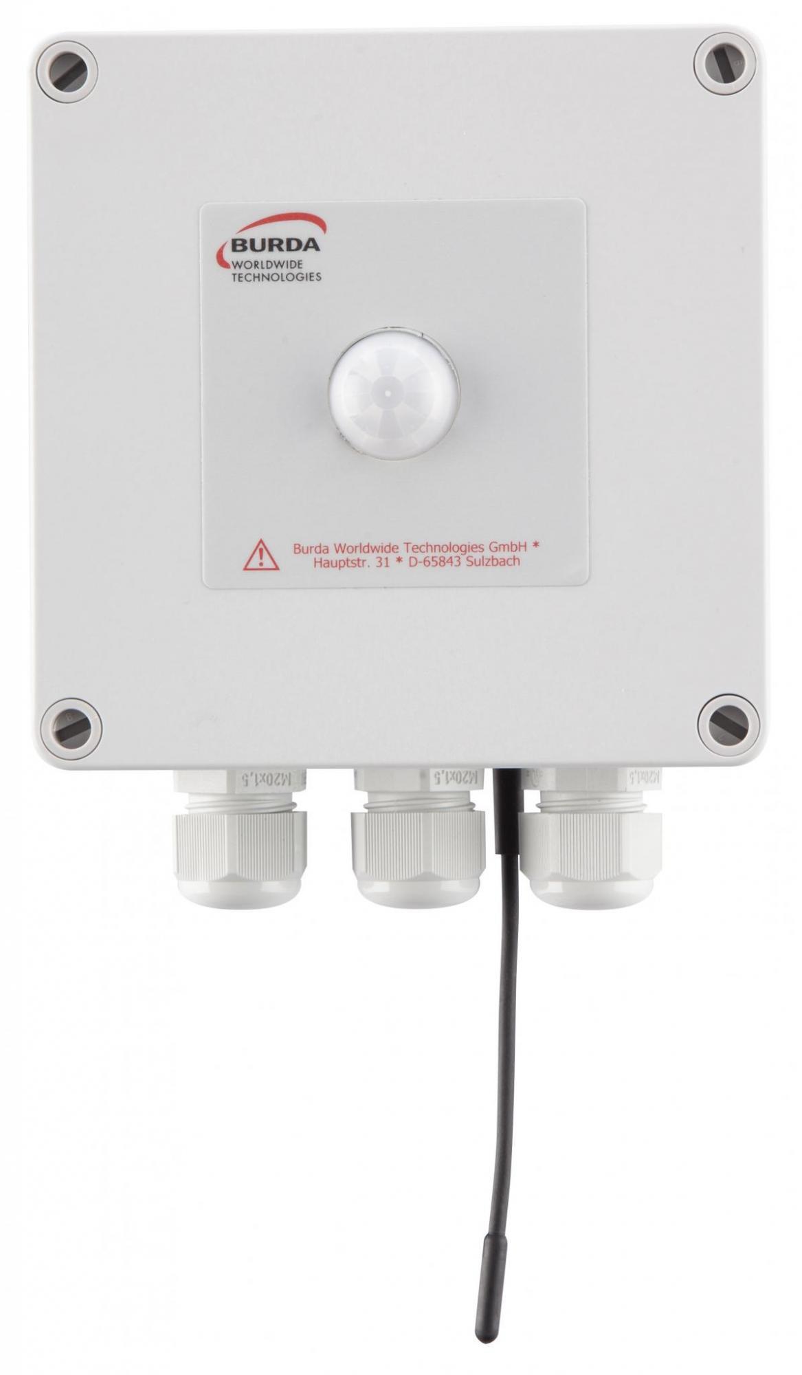 Détecteur de Présence avec sonde de température BPIR6 6kW