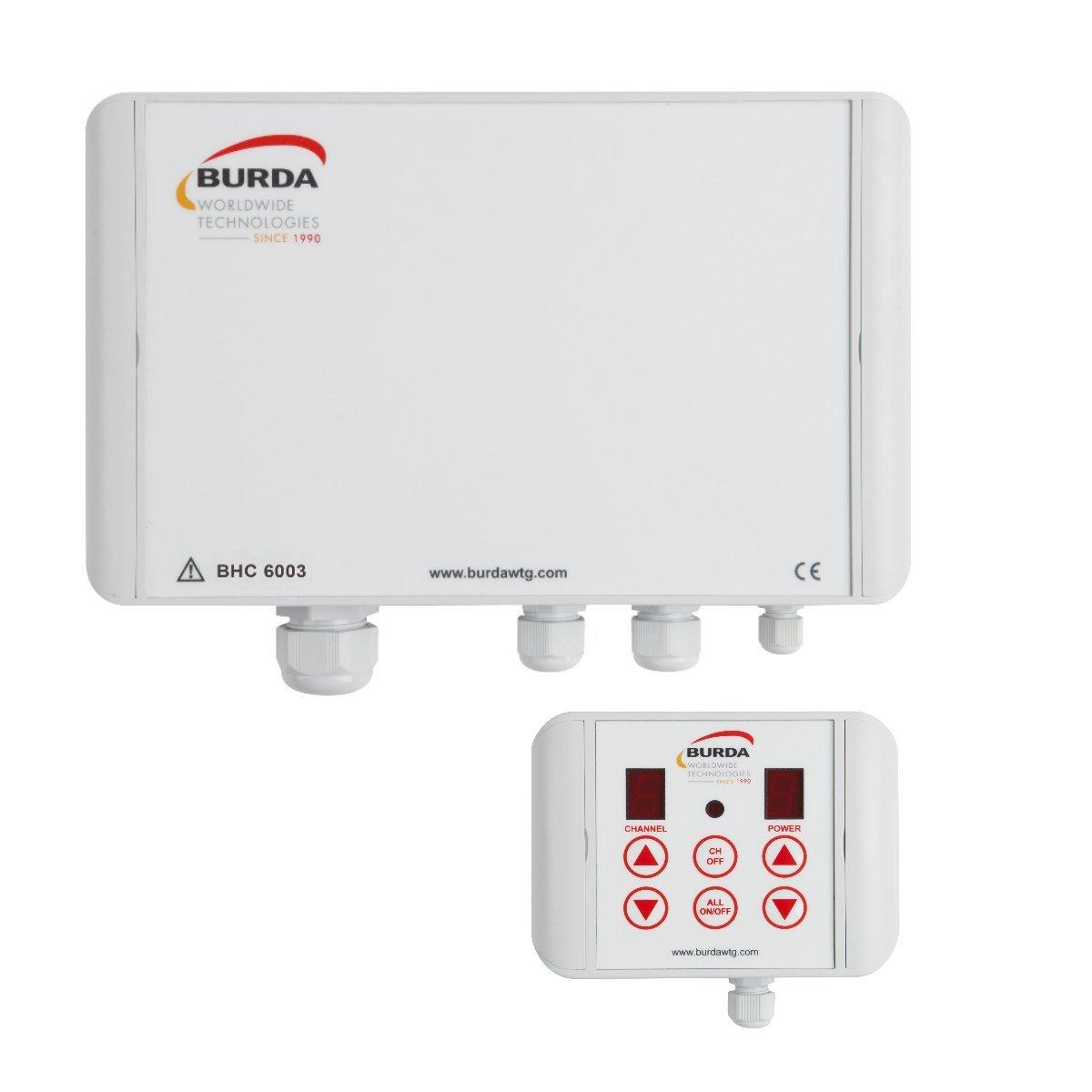 Contrôleur BHC6003 ER IP65 6kW MultiZones